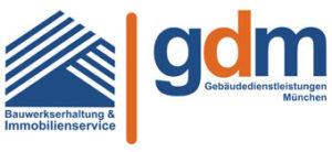 gdm Gebäudemanagement München